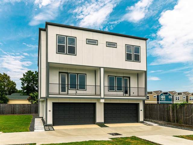 449 W 25th Street D, Houston, TX 77008 (MLS #43542837) :: Lerner Realty Solutions