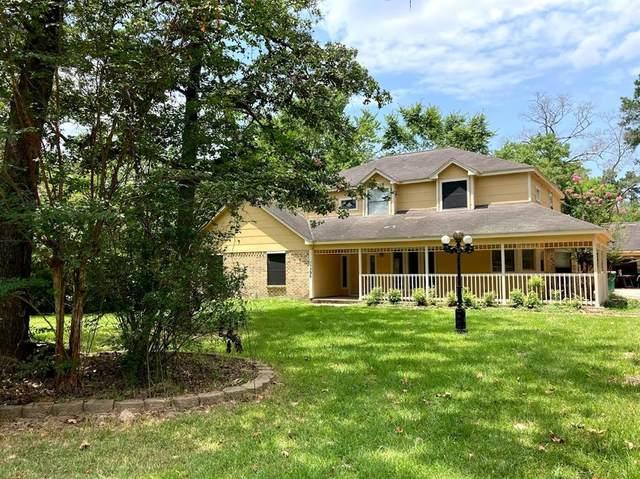 1396 Broad Oaks, Conroe, TX 77301 (MLS #43543228) :: The Wendy Sherman Team