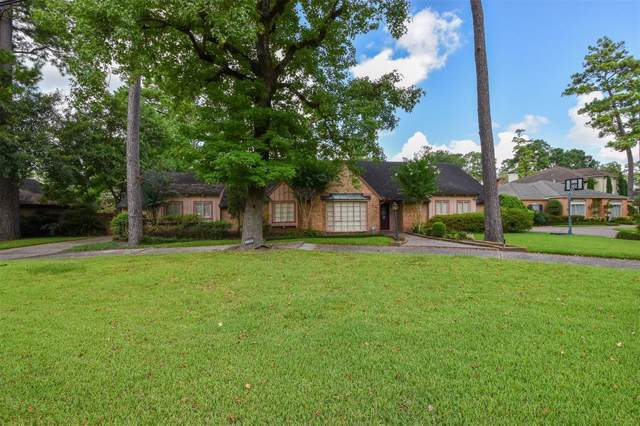 10426 Memorial Drive, Houston, TX 77024 (MLS #43547111) :: The Heyl Group at Keller Williams