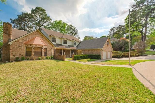 358 Broadmoor Drive, Huntsville, TX 77340 (MLS #43552423) :: Homemax Properties