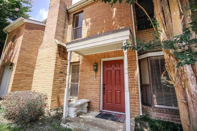 12550 Piping Rock Drive #3, Houston, TX 77077 (MLS #43556795) :: Lerner Realty Solutions