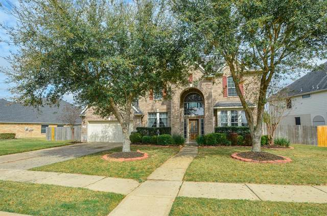 7510 Shadow Terrace Lane, Richmond, TX 77407 (MLS #43564092) :: The Sansone Group