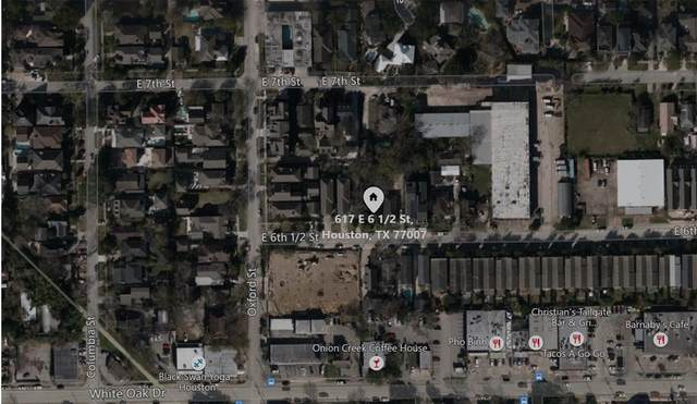 617 E 6th 1/2 Street, Houston, TX 77007 (MLS #43591087) :: The Wendy Sherman Team