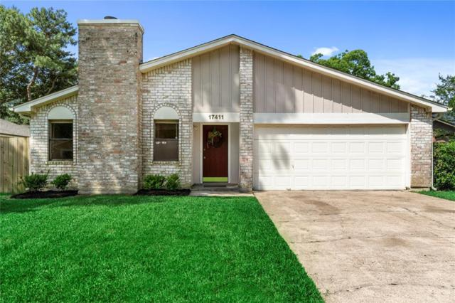 17411 Seven Pines Drive, Spring, TX 77379 (MLS #43593563) :: Texas Home Shop Realty