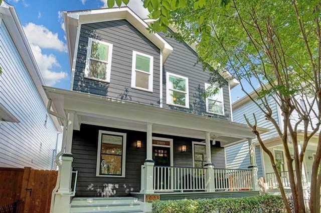 1903 W 15th Street, Houston, TX 77008 (MLS #4359599) :: NewHomePrograms.com LLC