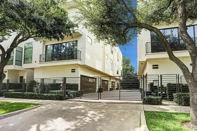 1004 California Street #203, Houston, TX 77006 (MLS #43597764) :: Connect Realty