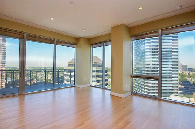 1600 Post Oak Boulevard #1401, Houston, TX 77056 (MLS #43603845) :: Christy Buck Team