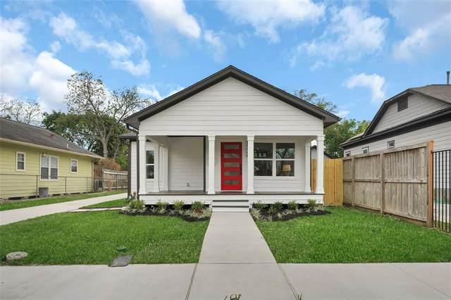 1526 Godwin Street, Houston, TX 77023 (#43612280) :: ORO Realty