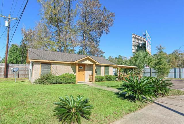 138 Shilco Circle, Livingston, TX 77351 (MLS #43630444) :: Lerner Realty Solutions