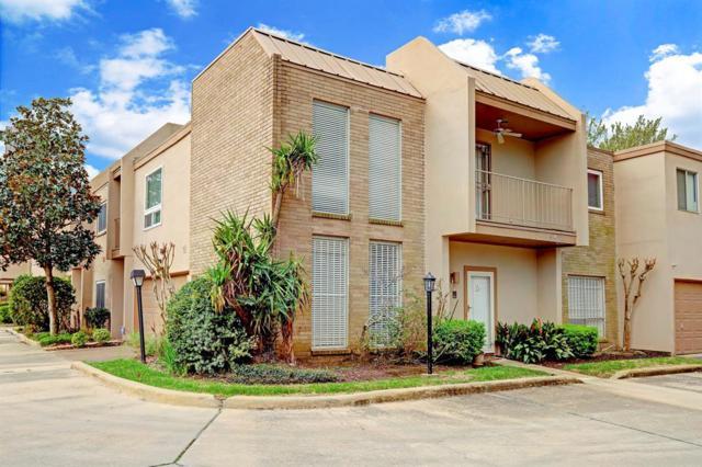 1115 Augusta Drive #23, Houston, TX 77057 (MLS #43638481) :: Christy Buck Team