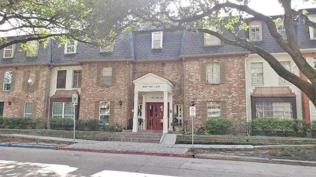 361 N Post Oak Lane #239, Houston, TX 77024 (MLS #43638981) :: Michele Harmon Team