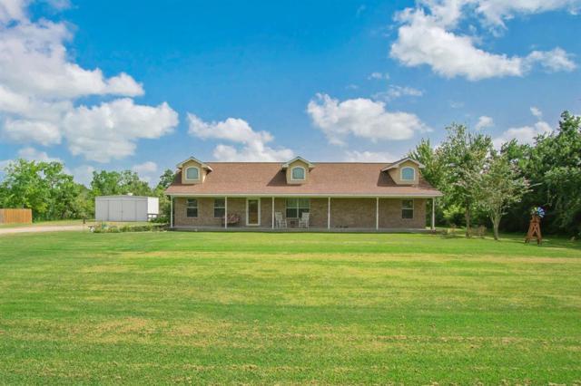 11819 34th 1/2 Street, Santa Fe, TX 77510 (MLS #4365394) :: NewHomePrograms.com LLC