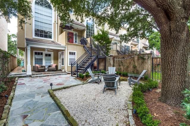 5121 Feagan Street, Houston, TX 77007 (MLS #43662527) :: Parodi Group Real Estate