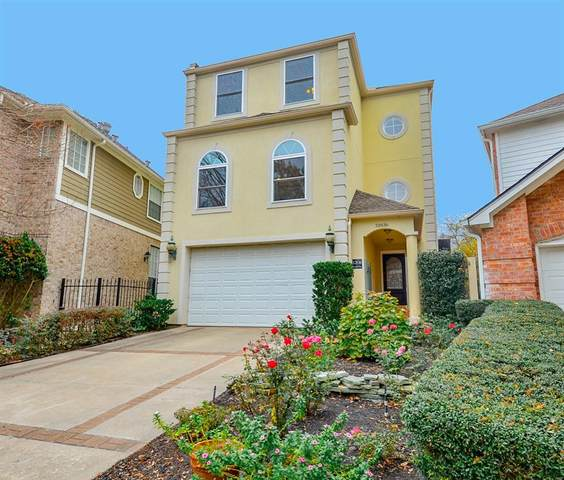 12836 Kingsbridge Lane, Houston, TX 77077 (MLS #43681481) :: The Freund Group