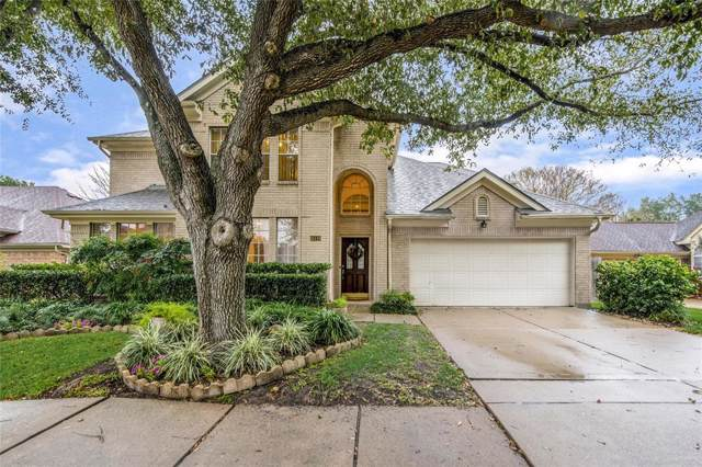 14118 Woodville Gardens Drive, Houston, TX 77077 (MLS #43682546) :: NewHomePrograms.com LLC