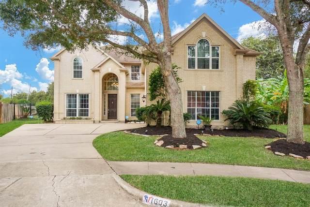 1603 Parkview Lane, Missouri City, TX 77459 (MLS #43711867) :: Lerner Realty Solutions