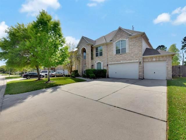 1872 Pembrook Cir, Conroe, TX 77301 (MLS #43712693) :: Giorgi Real Estate Group