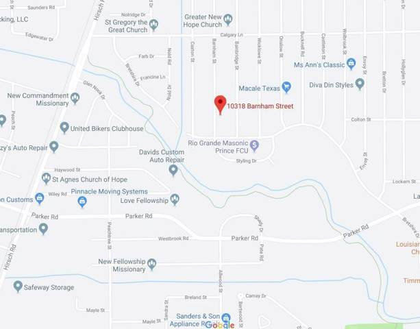 10318 Barnham Street, Houston, TX 77016 (MLS #43716810) :: The Heyl Group at Keller Williams