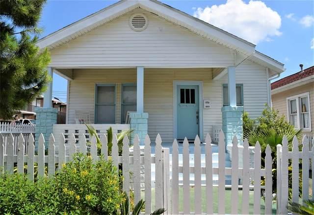 1017 Avenue M, Galveston, TX 77550 (MLS #43726551) :: Christy Buck Team