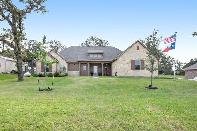 24610 Seatrout Drive, Hockley, TX 77447 (MLS #43734904) :: The Sansone Group