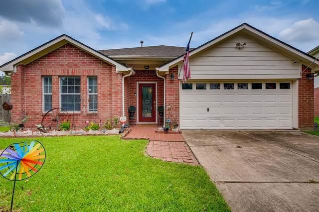 16034 Clayton Green Drive, Houston, TX 77082 (MLS #43757172) :: The Home Branch