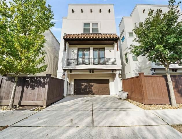 307 Bethje Street, Houston, TX 77007 (MLS #43769442) :: The Freund Group