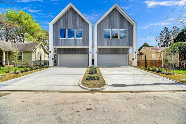 4006 Cetti Street, Houston, TX 77009 (MLS #43771455) :: The SOLD by George Team