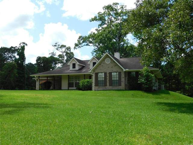 10 County Road 2097, Liberty, TX 77575 (MLS #43774896) :: The SOLD by George Team
