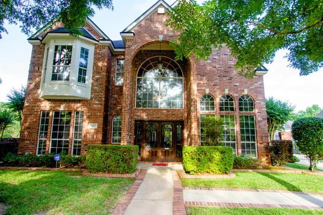 1610 Oxford Court, Beaumont, TX 77706 (MLS #43778075) :: Guevara Backman