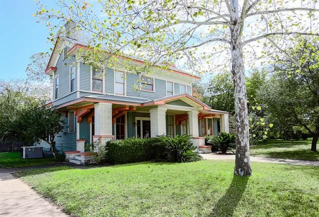 103 S La Grange Street, Flatonia, TX 78941 (MLS #43778655) :: The Home Branch