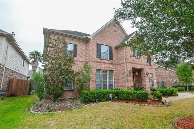 12313 Evening Bay Drive, Pearland, TX 77584 (MLS #43792353) :: NewHomePrograms.com LLC