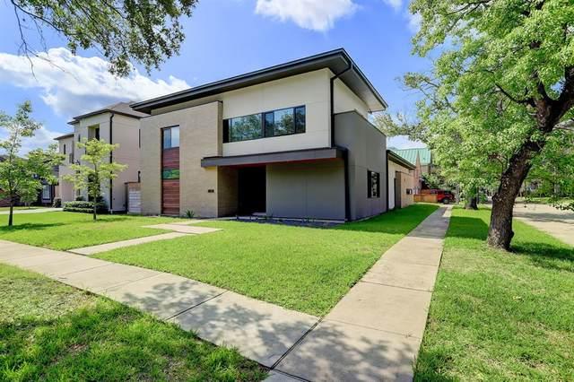 3835 Northwestern St, Houston, TX 77005 (MLS #43797509) :: The Property Guys