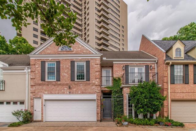 10 S Briar Hollow Lane #61, Houston, TX 77027 (MLS #43806391) :: Fairwater Westmont Real Estate