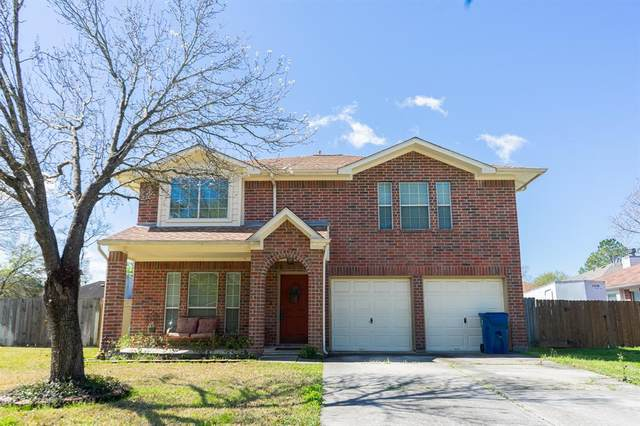 22715 Red Pine Drive, Tomball, TX 77375 (MLS #43811419) :: The Heyl Group at Keller Williams