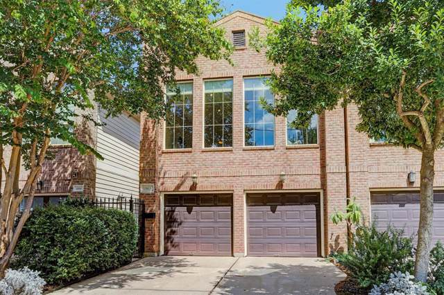 1534 Dorothy Street A, Houston, TX 77008 (MLS #43819198) :: The Parodi Team at Realty Associates