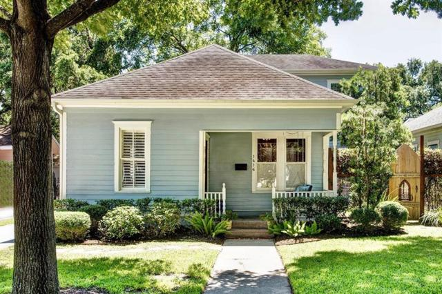 1416 Rutland Street, Houston, TX 77008 (MLS #43820395) :: The SOLD by George Team