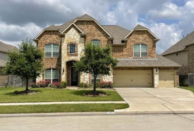 9911 Logans Way, Houston, TX 77089 (#43824491) :: ORO Realty
