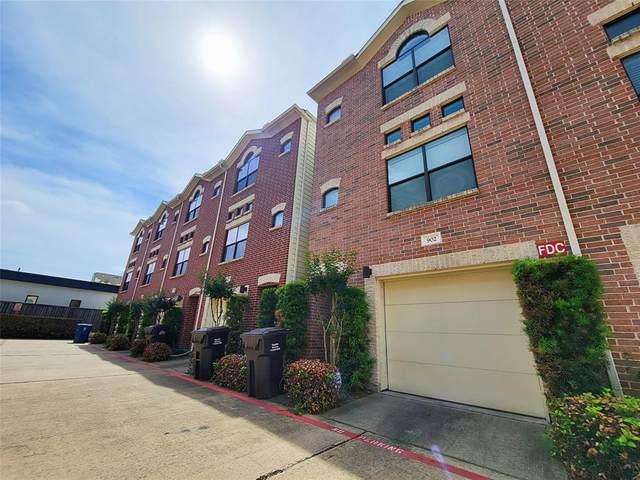 8715 Meadowcroft Drive #902, Houston, TX 77063 (MLS #43824681) :: Keller Williams Realty
