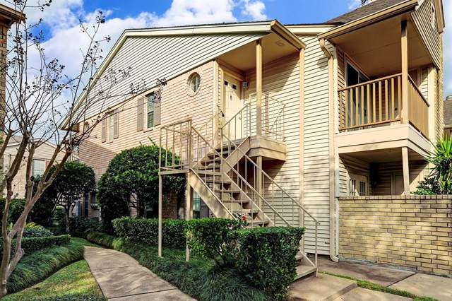 3100 Jeanetta Street #1102, Houston, TX 77063 (MLS #4382513) :: Ellison Real Estate Team