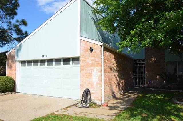 6819 Songbrook Drive, Houston, TX 77083 (MLS #43829165) :: Texas Home Shop Realty