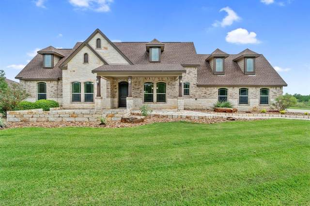 18581 Michaels Run, Montgomery, TX 77316 (MLS #43829909) :: The SOLD by George Team