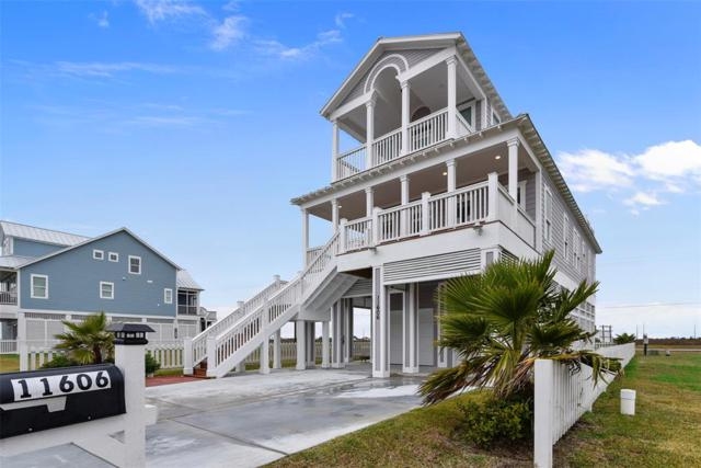 11606 Sea Butterfly, Galveston, TX 77554 (MLS #43833408) :: The SOLD by George Team