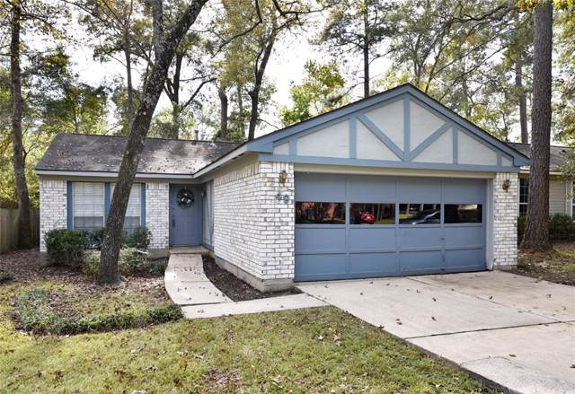 49 S Brookberry Court, The Woodlands, TX 77381 (MLS #43849183) :: Green Residential
