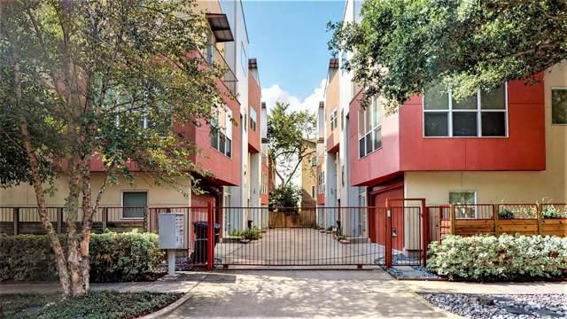 1207 Missouri Street B, Houston, TX 77006 (MLS #43853891) :: The Parodi Team at Realty Associates