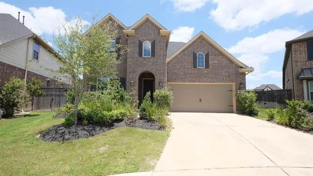 3531 Rapid Creek Lane, Fulshear, TX 77441 (MLS #43862651) :: CORE Realty