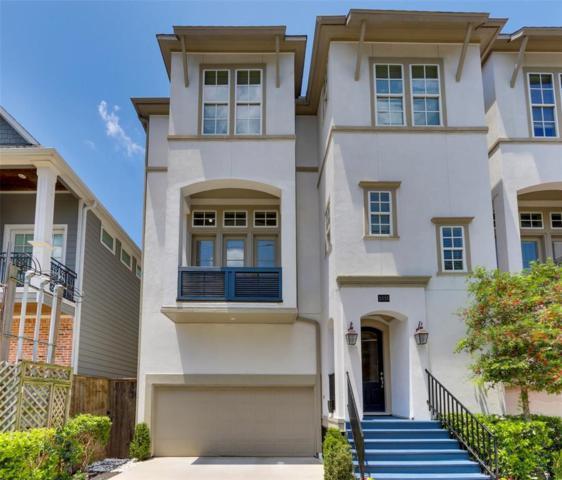1535 Beall Street, Houston, TX 77008 (MLS #43871963) :: Texas Home Shop Realty