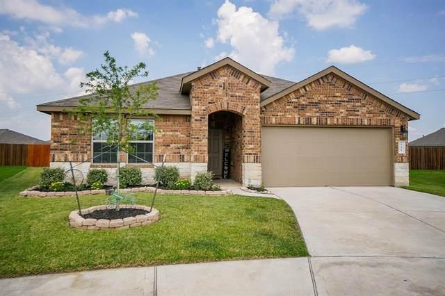 735 Desert Pea Lane, Rosharon, TX 77583 (#43882851) :: ORO Realty