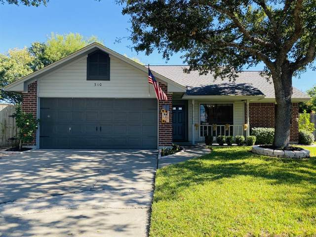 310 Mariner Drive, Victoria, TX 77901 (MLS #43887267) :: My BCS Home Real Estate Group