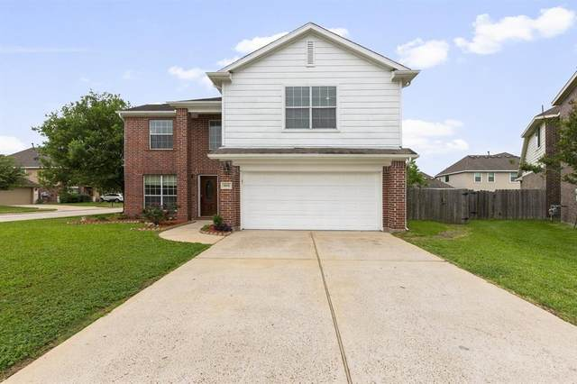 1801 Autumn Pond Circle, Alvin, TX 77511 (MLS #43891631) :: Caskey Realty