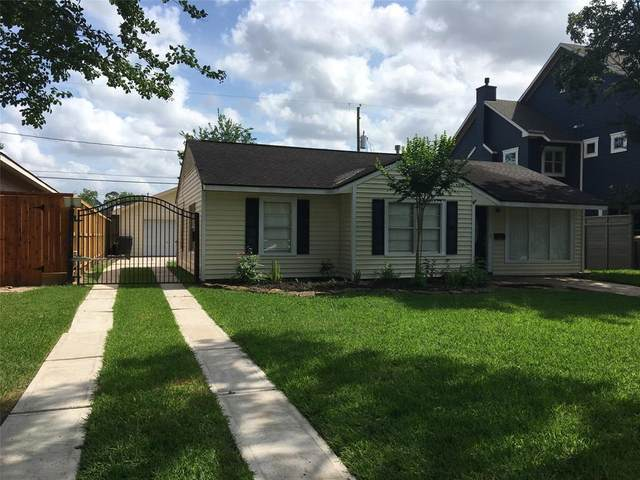 1635 Chippendale Road, Houston, TX 77018 (#43892147) :: ORO Realty